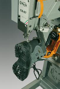 Борто-прошивная машина Mec Val CS93s