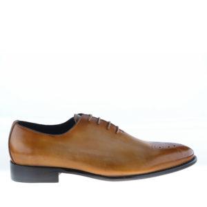 Пример обработки обуви CREMA ANTICA