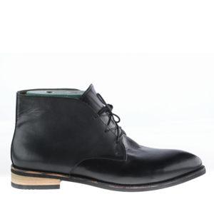 Пример обработки обуви крем SPLENDIDA
