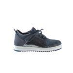 Обувь на С4012 бело-синяя